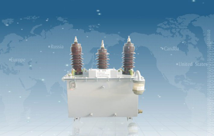 Name: JLSZ-10 type oil-immersed combination transformer