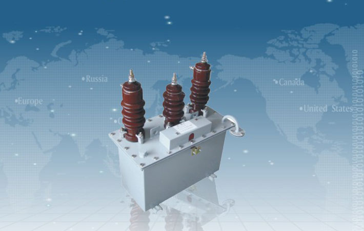 Name: JLS-6、10 Type oil-immersed combination transformer