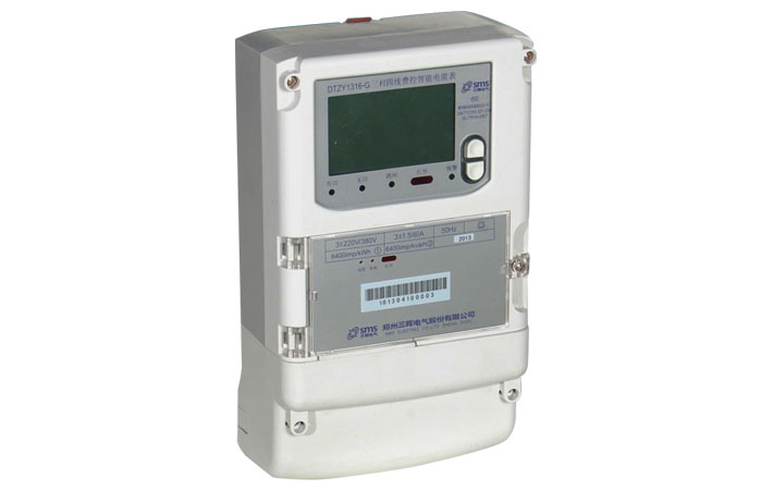 Name: DTZY1316-G Type three-phase fee charged with intelligent energy meter