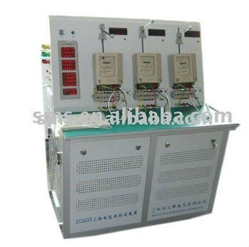 DZ601-3 Single Phase Energy Meter Test Bench